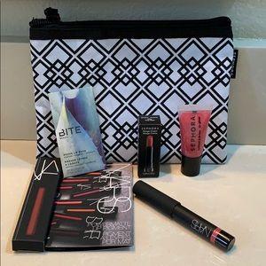 Other - Lipstick sample set: Nars velvet gloss pencil